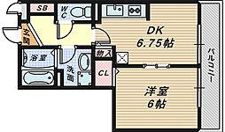 グランシャリオ 1・2棟[1階]の間取り