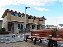 兵庫県神戸市垂水区名谷町字前田の賃貸アパートの外観