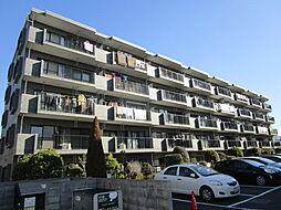 Ksシャンブル[2階]の外観