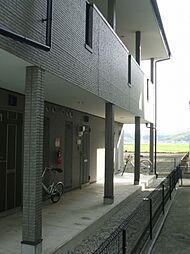 愛知県岡崎市福岡町の賃貸アパートの外観