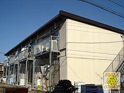 田島コーポ[1階]の外観