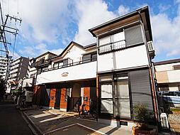 マリンコート須磨海浜[1階]の外観
