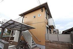 大阪府大阪市城東区鴫野東2丁目の賃貸アパートの外観