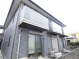 埼玉県さいたま市見沼区東大宮4の賃貸アパートの外観