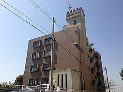 徳島県鳴門市大津町矢倉字六ノ越の賃貸マンションの外観