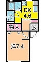 新津駅 3.5万円