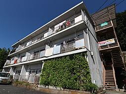 狭山ヶ丘コーポ[3階]の外観
