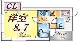 ハッピー須磨ハイツ[2階]の間取り