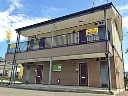 長野県埴科郡坂城町大字中之条の賃貸アパートの外観