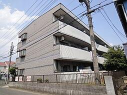 埼玉県八潮市大字大曽根の賃貸マンションの外観