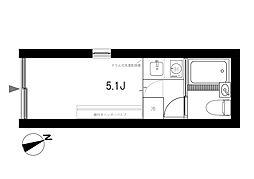(仮称)江戸川橋PJ[1階]の間取り