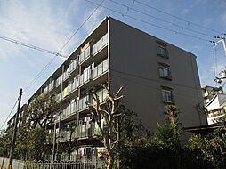 フローラ瑞光B棟[5階]の外観