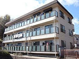 神奈川県横浜市港南区笹下5丁目の賃貸マンションの外観