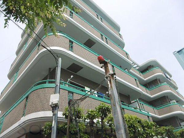 アルファワン[5階]の外観