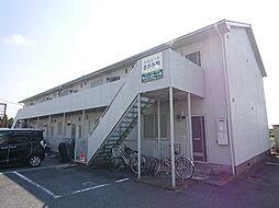 神奈川県座間市南栗原4丁目の賃貸アパートの外観