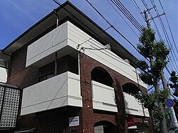 シャンブル岡本[1階]の外観