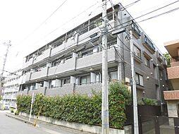 神奈川県大和市中央林間5の賃貸マンションの外観