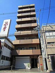 大阪府大阪市中央区瓦屋町3の賃貸マンションの外観