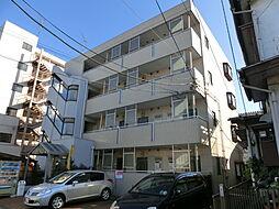 千葉県千葉市中央区稲荷町2丁目の賃貸マンションの外観