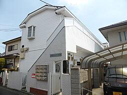 東京都東村山市美住町2の賃貸マンションの外観