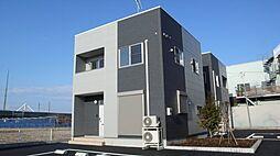 [一戸建] 栃木県小山市大字粟宮 の賃貸【/】の外観
