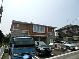 JR総武線 稲毛駅 バス28分 こてはし第2下車 徒歩1分の賃貸アパート