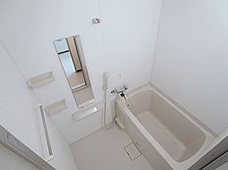 クレアドル須磨Ⅱのキレイなバスルーム