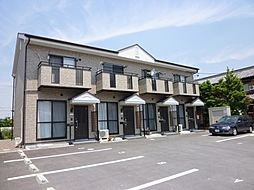 名鉄西尾線 上横須賀駅 徒歩10分の賃貸アパート
