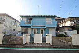 [テラスハウス] 神奈川県横浜市青葉区もえぎ野 の賃貸【/】の外観