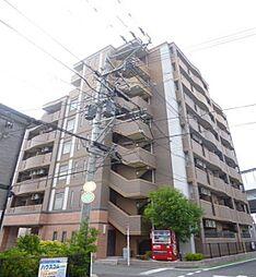 福岡県福岡市早良区賀茂3丁目の賃貸マンションの外観