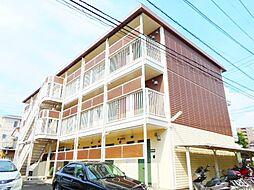 神奈川県大和市中央7の賃貸アパートの外観