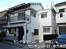 [テラスハウス] 大阪府枚方市星丘1丁目 の賃貸【/】の外観