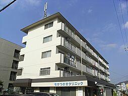 高木マンション[4階]の外観