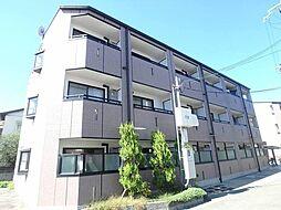 アネックス桜の町B棟[302号室]の外観
