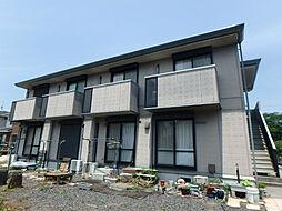 JR東北本線 宇都宮駅 バス33分 東原下車 徒歩5分の賃貸アパート