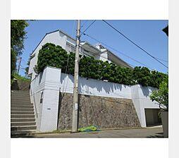 パークロード生田[101号室]の外観