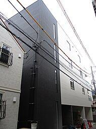 鬼高2丁目共同住宅A棟[2階]の外観
