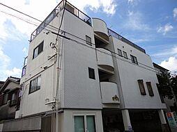 神奈川県横浜市南区中島町3丁目の賃貸マンションの外観