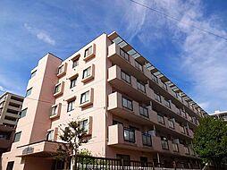 神奈川県横浜市港北区綱島上町の賃貸マンションの外観