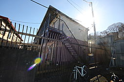 吉野ハイツA[2階]の外観
