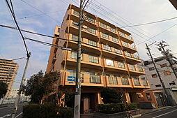 大阪府大阪市鶴見区今津中3丁目の賃貸マンションの外観