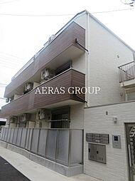JR総武線 東船橋駅 徒歩10分の賃貸アパート