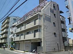 ハイツ三喜屋[3階]の外観