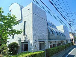 神奈川県横浜市港北区日吉本町6丁目の賃貸マンションの外観