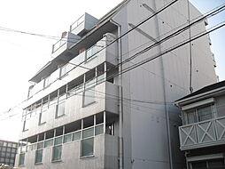 メゾンド北田辺[5号室]の外観