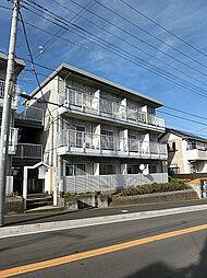 神奈川県川崎市多摩区南生田2丁目の賃貸マンションの外観