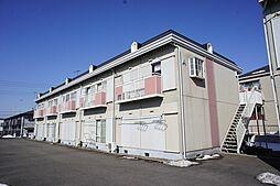 栃木県塩谷郡高根沢町光陽台4丁目の賃貸アパートの外観