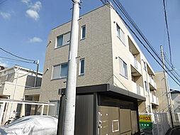 東京都東村山市栄町3丁目の賃貸マンションの外観