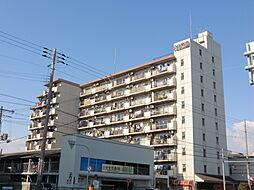 大阪府大阪市生野区舎利寺3丁目の賃貸マンションの外観