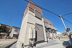 新京成電鉄 北初富駅 徒歩10分の賃貸アパート